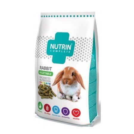 Nutrin complete nyúleledel zöldséggel 1,5 kg