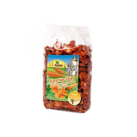 JR Farm sárgarépa chips 125g