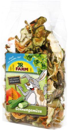 JR FARM napon érlelt zöldségek  80 gr