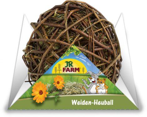"""JR Farm szénával, körömvirággal töltött fűzfa """"tojás"""""""