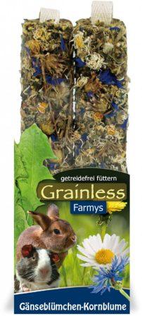 JR Gabonamentes Farmys százszorszép és búzavirág 140g
