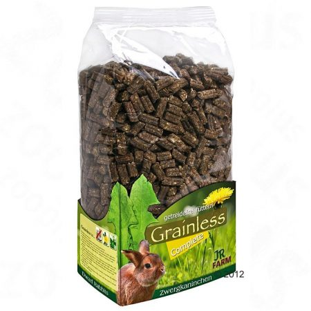 JR Farm Grainless Complete Gabonamentes nyúleledel 1,35 kg