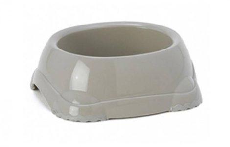 Moderna  Smarty gumitalpas etetőtál 350 ml/homokszín