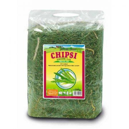 Széna Chipsi  Sunshine Plus réti komócsin 0,75 kg