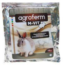 Agroferm M-Vit  nyulaknak 100g
