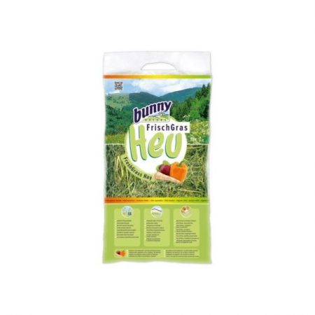 bunnyNature FRESHGRASS HAY VITAL-VEGETABLES 500g