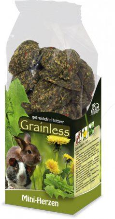 JR Farm Grainless mini szívek 150g