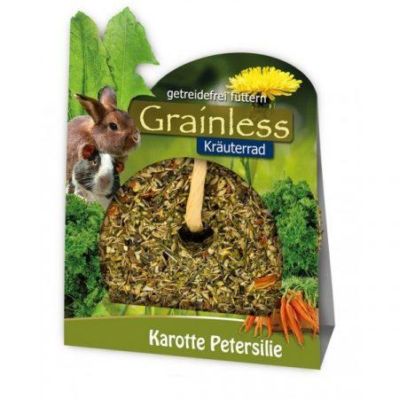 JR Farm Grainless Karika Répa-Petrezselyem 140g