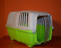 Praktiko szállítóbox/ zöld  48x31x33 cm