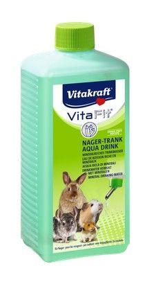 Vitakraft Vitafit (ásványvíz) - nyusziknak, rágcsálóknak (500ml)