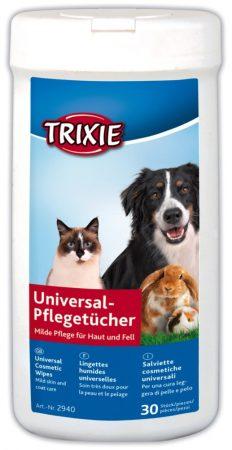 TRIXIE  univerzális kozmetikai törlőkendő 30 db