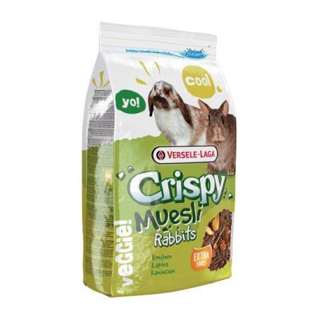 Versele Laga Crispy Museli nyúleledel 2,75kg