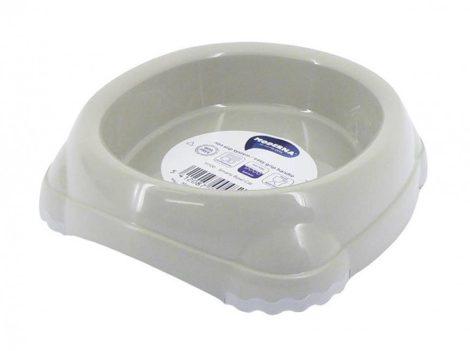 Moderna  Smarty gumitalpas etetőtál 210 ml/homokszín