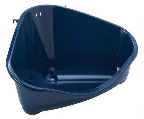 Moderna sarok WC medium/kékáfonya