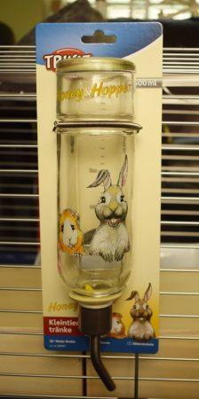 Trixie Honey & Hopper  üvegitató (500ml)