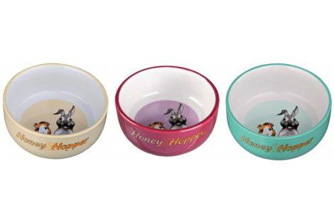 Honey & Hopper Trixie  kerámia tál