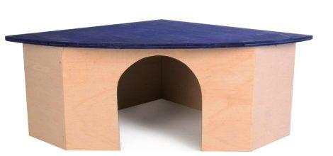 TRIXIE sarokház fából 38x15x27/27 cm