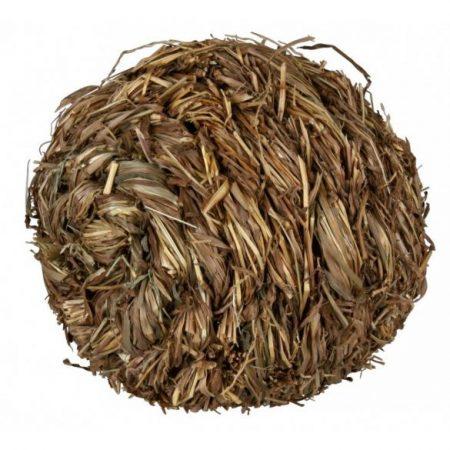 TRIXIE rágcsálóknak való fű labda csengővel 10 cm