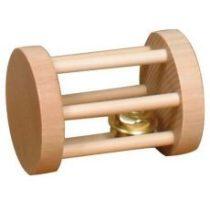 Henger alakú, csengős játék 5x7 cm