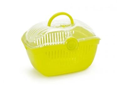 Moderna szállítóbox M /citromsárga