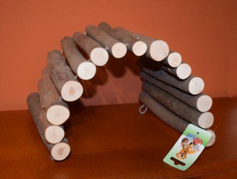 VITAFITT hajlítható fahíd vagy odu  50x30 cm