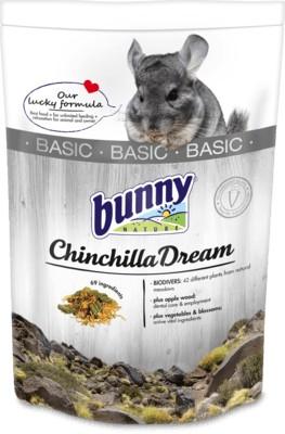 bunnyNature ChinchillaDream BASIC 600g csincsilla eledel