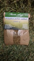 Maros-völgyi fűszéna pellet zabbal 1 kg