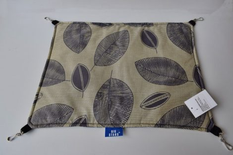 Textil függőágy  kisemlősöknek  45× 36 cm