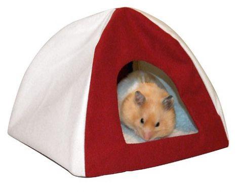 Hörcsög sátor 18x18x15 cm