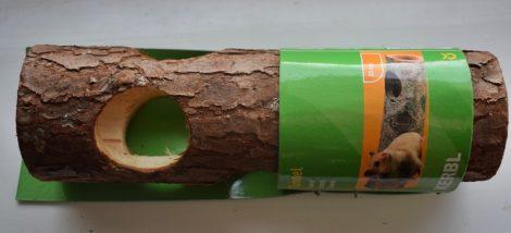 Természetes fogkoptató/bújó  fából 20 cm