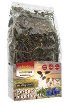 NatureLand Botanical - kiegészítő takarmány (gyógynövényekkel, búzavirágokkal) 100g