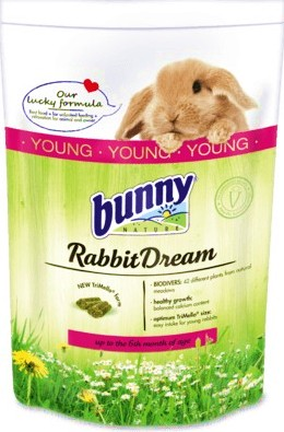bunnyNature RabbitDream YOUNG 750g
