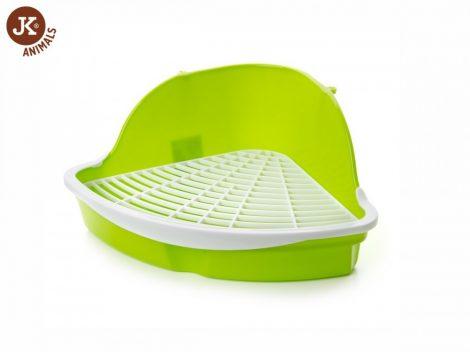 JK-Animals rácsos wc/alomtálca zöld